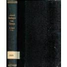 Bubnoff, S.: Geologie von Europa. Zweiter Band, Erster Teil.