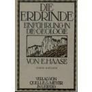 Haase, E.: Die Erdrinde. - Einführung in die Geologie.